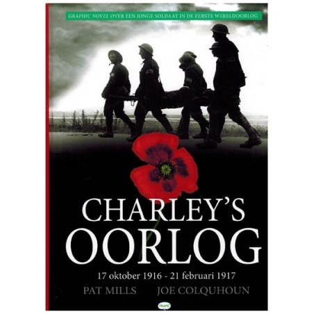 Charley's oorlog 03 HC 17 oktober 1916 – 21 februari 1917