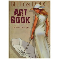Betty & Dodge HC Art book