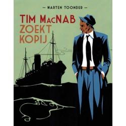 Toonder boeken Tim MacNab zoekt kopij