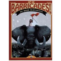 Op de baricades HC 01 De rode olifanten