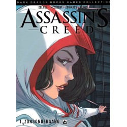 Assassin's creed Zonsondergang 1 (van 2)