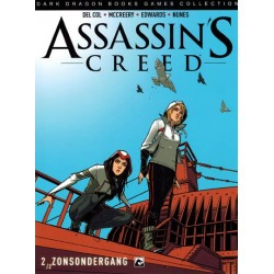 Assassin's creed Zonsondergang 2 (van 2)