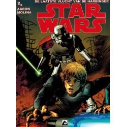 Star Wars  NL De laatste vlucht van de Harbinger 2 (van 2)