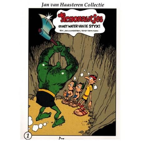 Jan van Haasteren collectie 01 De Argonautjes en het water van de Styx!