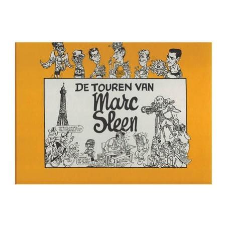 Sleen HC De touren van Marc Sleen