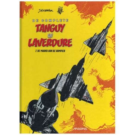 Tangy & Laverdure    integraal HC 07 De maand van de vampier
