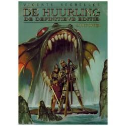 Huurling   Definitieve editie HC 04 Het offer