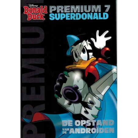 Donald Duck  Premium pocket 07 Superdonald De opstand van de androiden