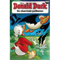 Donald Duck  pocket 263 De vleermuis-pelikanen