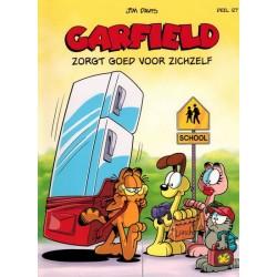 Garfield  127 Zorgt goed voor zichzelf