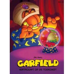 Garfield  124 Vertrouwt op de troekomst