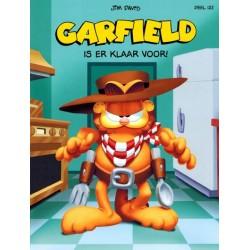 Garfield  122 Is er klaar voor!