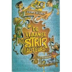 Vlaamse stripauteurs 1e druk 1982