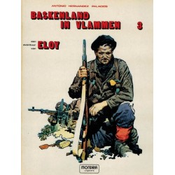 Eloy 03 Baskenland in vlammen 1e druk 1983