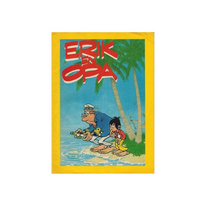 Erik en Opa reclame album Rabobank 1e druk 1982