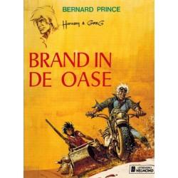 Bernard Prince 05 Brand in de oase 1e druk Helmond 1976
