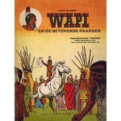Wapi en de betoverde paarden 1e druk 1969 Favorietenreeks 1.23