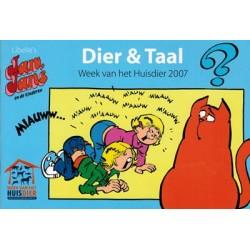 Jan, Jans en de kinderen Dier & taal Week van het huisdier 2007 1e druk