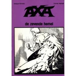 Axa 07 De zevende hemel 1e druk 1986