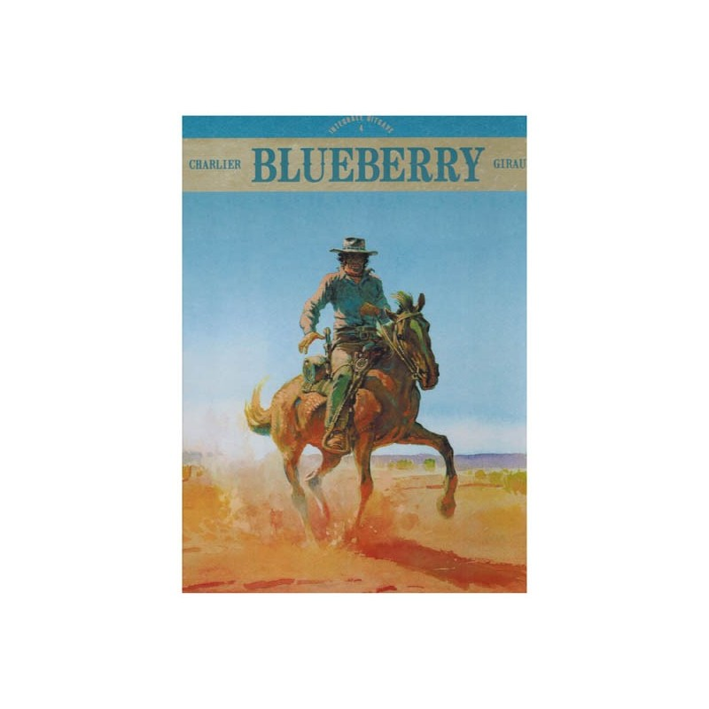 Blueberry   Integraal HC 04 Generaal Geelkop e.a. verhalen