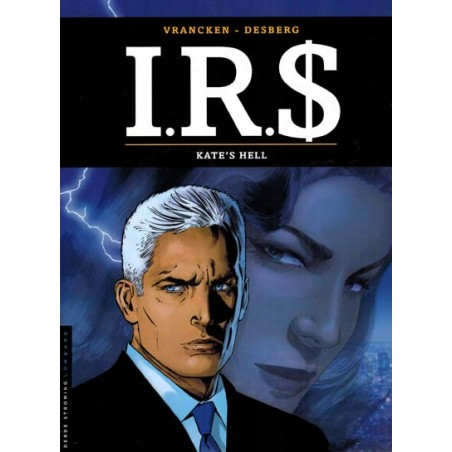 IRS 18 Kate's hell
