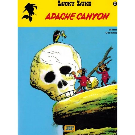 Lucky Luke    37 Apache Canyon