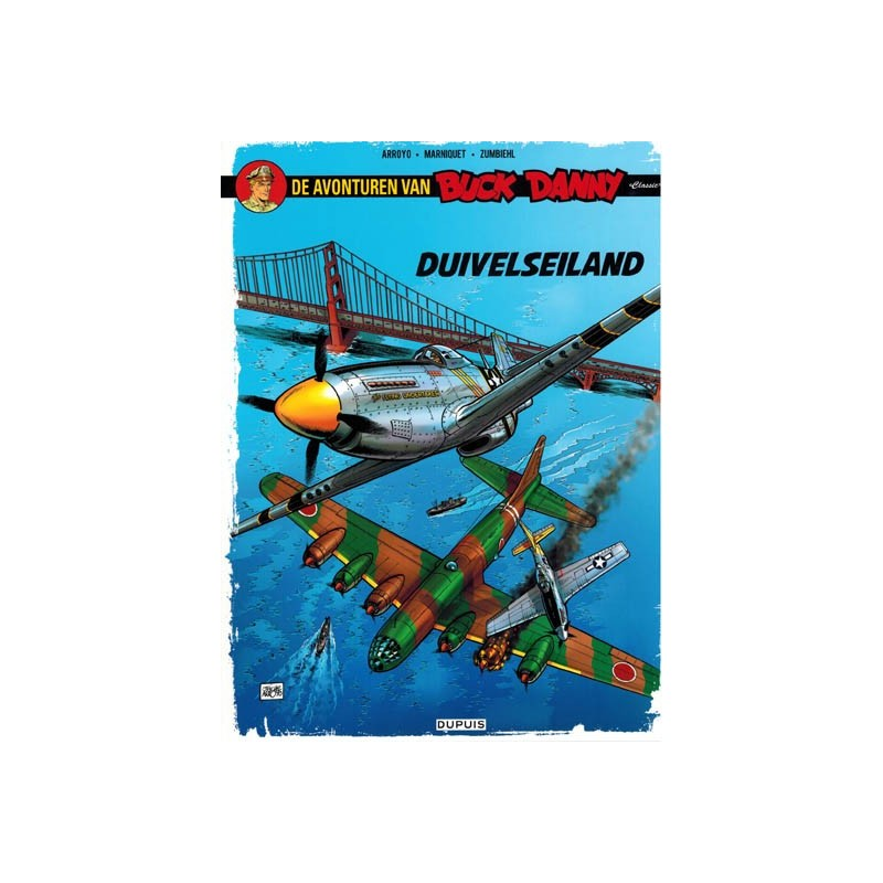 Buck Danny   classic 04 Duivelseiland