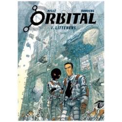 Orbital set deel 1 t/m 4