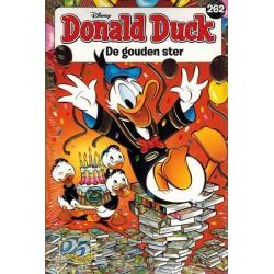 Donald Duck  pocket 262 De gouden ster