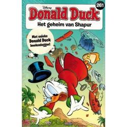 Donald Duck  pocket 261 Het geheim van Shapur