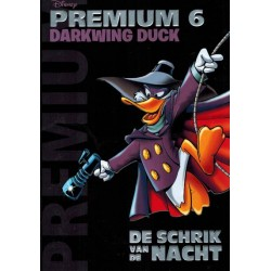 Donald Duck  Premium pocket 06 Darkwing Duck De schrik van de nacht