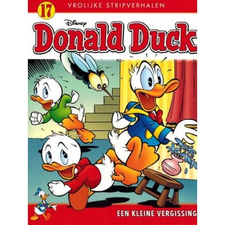 Donald Duck  Vrolijke stripverhalen 17 Een kleine vergissing