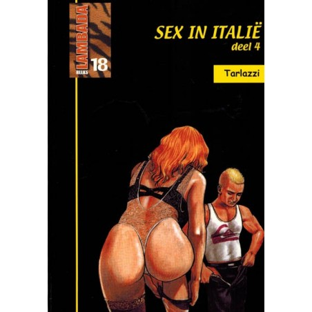 Lambada reeks 18 Sex in Italie deel 4