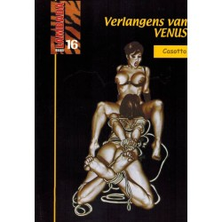 Lambada reeks 16 Verlangens van Venus