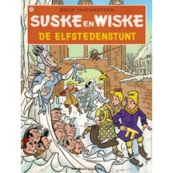 Suske & Wiske 298 De elfstedenstunt