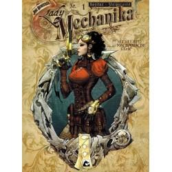 Lady Mechanika set Het mysterie van het mechanische lijk deel 1 t/m 3 1e drukken 2016
