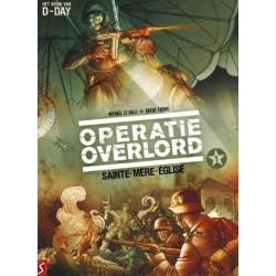Operatie Overlord set deel 1 t/m 4 1e drukken 2016-2017 (Het begin van D-Day)