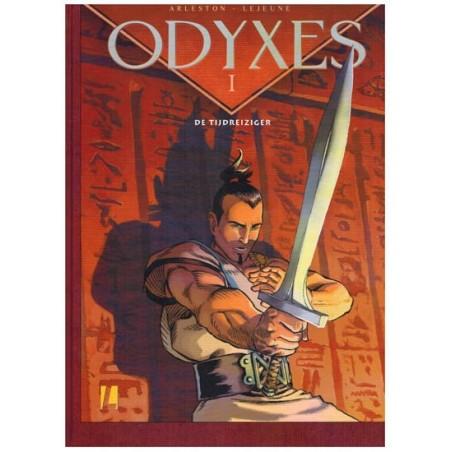 Odyxes set HC deel 1 & 2 1e drukken 2014-2017