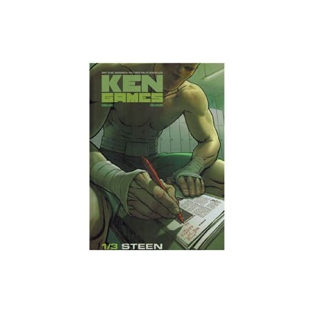 Ken Games set deel 1 t/m 3