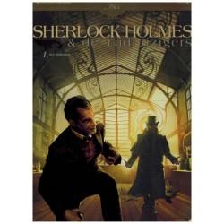 Sherlock Holmes D07 HC De tijdreizigers 1 Het tijdraster (Collectie 1800)