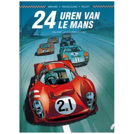 24 Uren van Le Mans HC 01 1964-1967 Le duel Ferrari-Ford (Plankgas 11)
