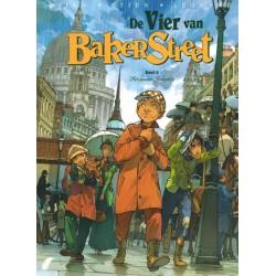 Vier van Bakerstreet 02 Het dossier Raboekin