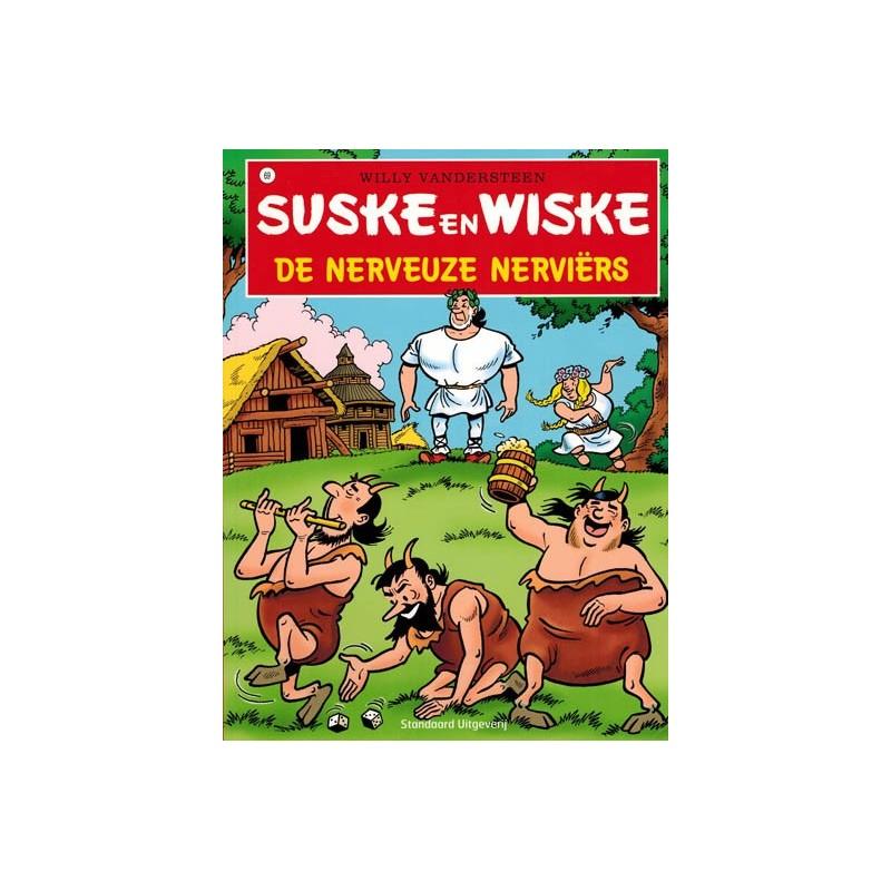 Suske & Wiske  069 De nerveuze nerviers