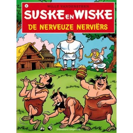 Suske & Wiske 069% De nerveuze nerviers herdruk nieuw omslag
