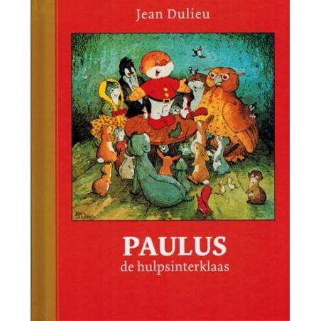 Paulus  Gouden klassiekers 01 HC De hulpsinterklaas herziene editie 2017