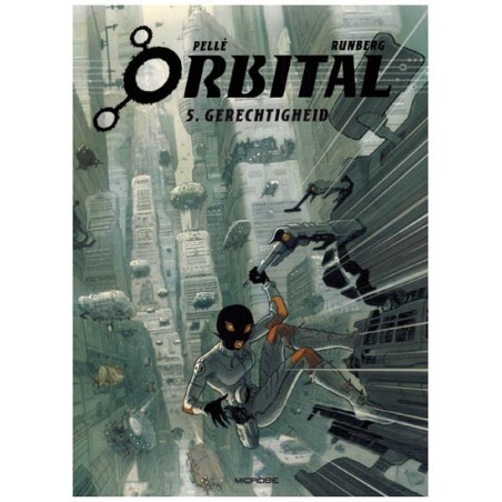 Orbital  set HC deel 1 t/m 7 1e drukken 2017*