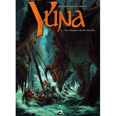 Yuna 03 De schaduw van de Tarrask