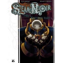 Steamnoir 01 Het kopenen hart deel 1