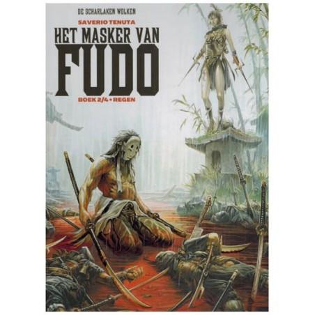 Legende van de Scharlaken wolken Het masker van Fudo 02 Regen HC