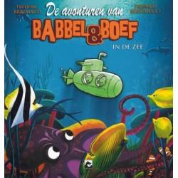 Babbel & Boef HC 02 In de zee